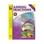 Adding Fractions Book, Grades 3-6